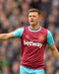 West Ham rocked by injury blow: Key man will miss at least four months