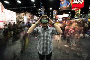 the year that virtual reality took over comic-con