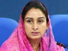 Harsimrat writes to RS chairman for action on Jairam, Renuka