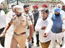 Punjab Police arrests AAP MLA in sacrilege case