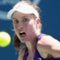Konta topples Venus for first WTA title