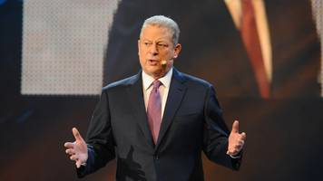 al gore sure took his time to endorse hillary clinton