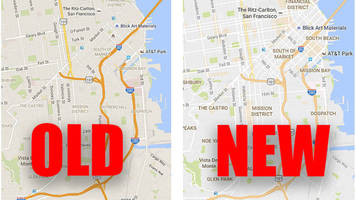 Smart redesign makes Google Maps easier on the eyes