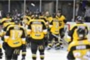 Full Nottingham Panthers fixture list is announced