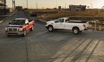 2017 Nissan Titan Single Cab Gets Ready for Work, King Cab Incoming