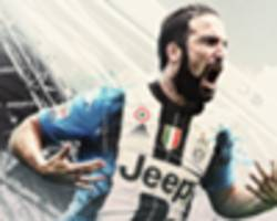 Higuain, Pjanic, Dybala, BBC - Juventus have a team even Barcelona & Madrid will fear