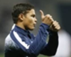 Thiago Silva frustrated at missing out on Olympics with Brazil