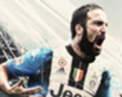 OFFICIAL: Juventus complete €90m Higuain signing