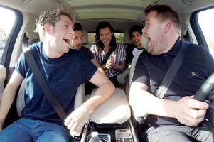 Apple Music will be the home of James Corden's 'Carpool Karaoke' spinoff
