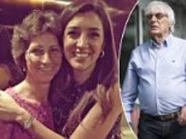 formula 1 tycoon bernie ecclestone's mother-in-law has been kidnapped in brazil