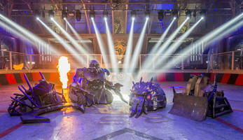 Rebooted Robots Rejoice! Robot Wars Relaunch More Successful Than Top Gear
