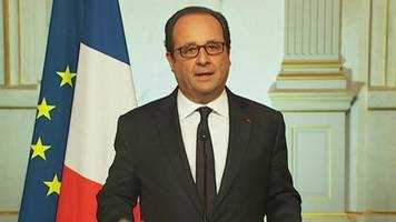 France church attack: Hollande vows to fight extremism