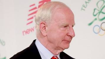 Rio Olympics 2016: Ireland's Pat Hickey defends IOC over Russia stance