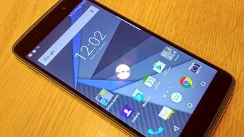 Blackberry battles on with Dtek 50 Android phone