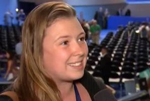 bernie sanders delegate says she's mad bernie sanders had to speak last