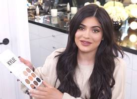 kylie jenner launches kyshadow collection