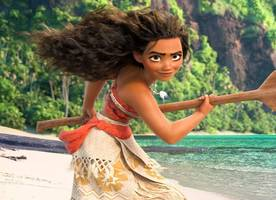 'moana' characters unveiled in new posters