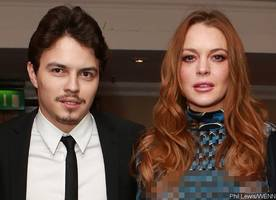 Lindsay Lohan Responds to Relationship Drama After Accusing Fiance of Strangling Her