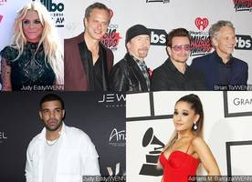Britney Spears, U2, Drake, Ariana Grande Lead an Amazing 2016 iHeartRadio Music Festival Line-Up