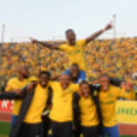 sundowns a point away from caf semis