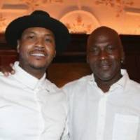 Carmelo Anthony Commends Michael Jordan For Finally Speaking Out On Police Brutality