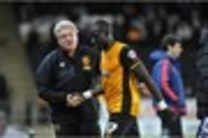 steve bruce was like a father to us says hull city star mo diame