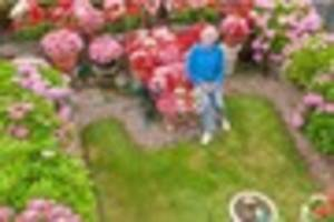 is this exeter's oldest gardener?