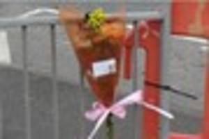 Flowers left in tribute to woman who died after A18 crash in...