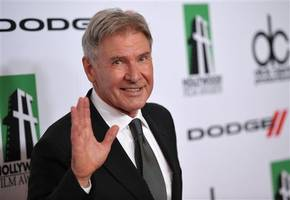 """""""Star Wars"""" Firm Guilty of Health Violations over Harrison Ford's Broken Leg"""