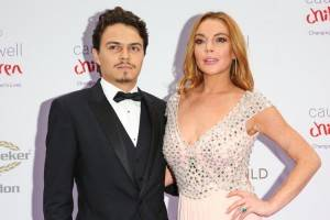 Watch the Video of Lindsay Lohan Screaming for Help After Her Fiance Tried to Kill Her!