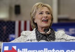 Clinton makes history, secures US Democrats' White House nomination