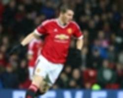 Schweinsteiger, Darmian and the players who could leave Man Utd this summer