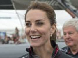 Kate flies to France for holiday on £8million private jet: George and Charlotte believed to have accompanied Duchess of Cambridge on trip to 'visit relatives'