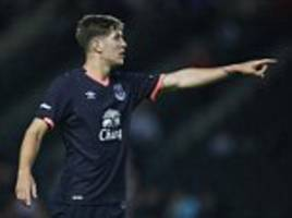 Manchester City edge closer to £50million deal for John Stones from Everton