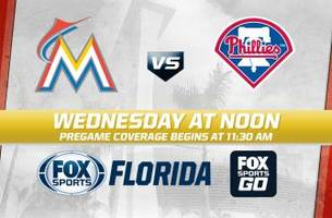 Philadelphia Phillies at Miami Marlins game preview
