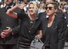 Kristen Stewart 'So Much Happier' With Girlfriend Alicia Cargile Than With Any Man