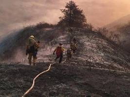 soberanes fire latest: fatality reported, 20 homes destroyed