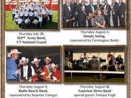 Summer Outdoor Concert Series Returning to Vernon's Henry Park
