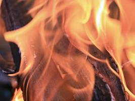 alleged arsonist charged with setting fire to homeless man's tent