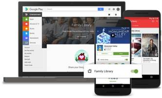 Google Play Family Library is real, and launching today