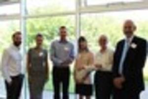 Limpley Stoke business M2 Bespoke named happiest workplace in...