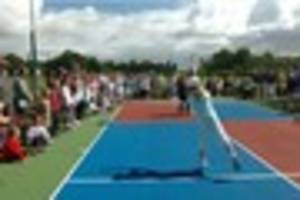 Sherborne Tennis Club to host tournaments after town council...
