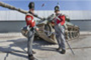 The Tank Museum hosts 'Warfare through the Ages'
