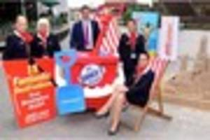Midlands business reaches for the sky