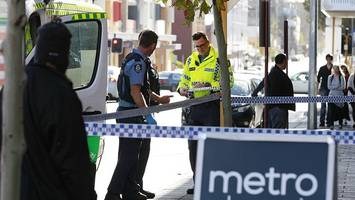 man admits to perth homeless murder