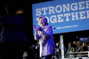 Hillary Clinton Surpasses Delegate Threshold, Claims Nomination By Acclamation