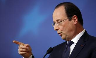 Hollande Call for Unity, Warns of Long War as Priest Killed