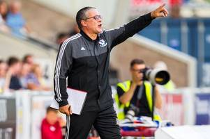 Ayr United manager Ian McCall commits to Somerset Park side with new two-year deal