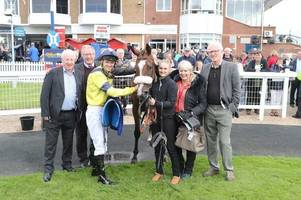Female trainers steal the show at Ayr Races with four wins from seven