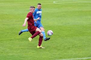 Junior football: Three second half goals are not enough for Cambuslang Rangers comeback